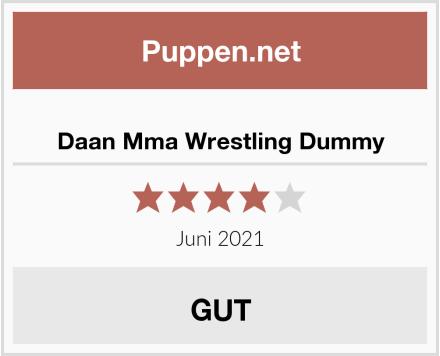 Daan Mma Wrestling Dummy Test