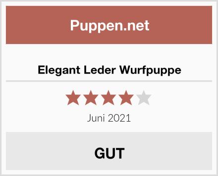 Elegant Leder Wurfpuppe Test