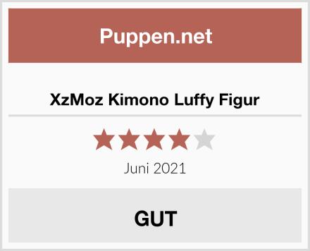 XzMoz Kimono Luffy Figur Test