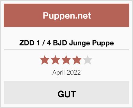 ZDD 1 / 4 BJD Junge Puppe Test