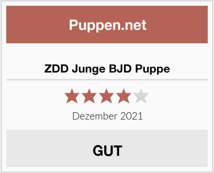ZDD Junge BJD Puppe Test