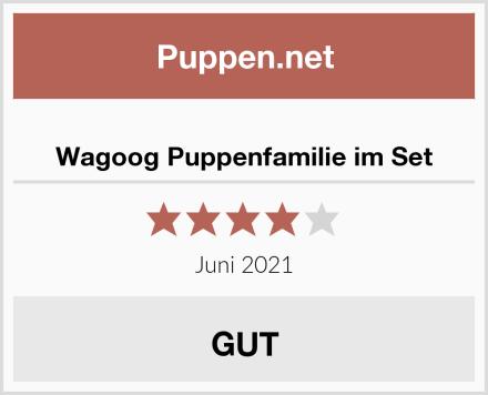 Wagoog Puppenfamilie im Set Test