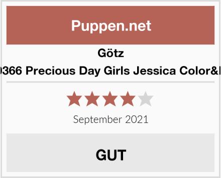 Götz 1490366 Precious Day Girls Jessica Color&Lace Test