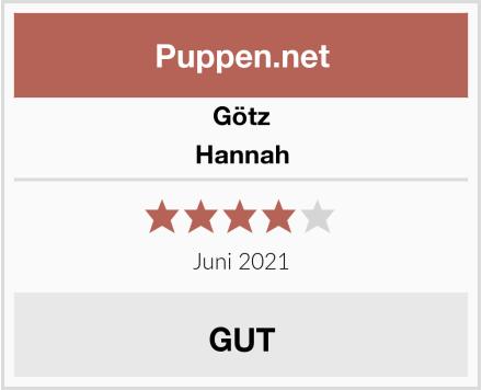Götz Hannah Test