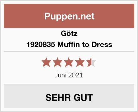 Götz 1920835 Muffin to Dress Test