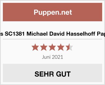 Star Cutouts SC1381 Michael David Hasselhoff Pappaufsteller Test