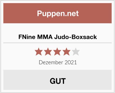 FNine MMA Judo-Boxsack Test