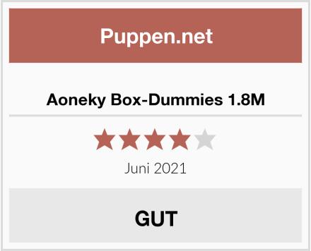 Aoneky Box-Dummies 1.8M Test
