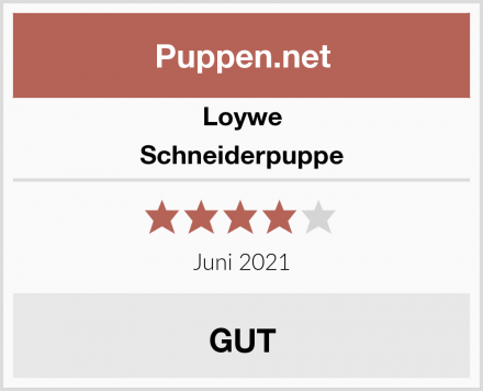 Loywe Schneiderpuppe Test