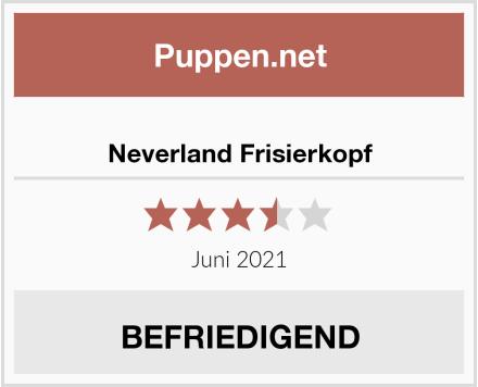 Neverland Frisierkopf Test