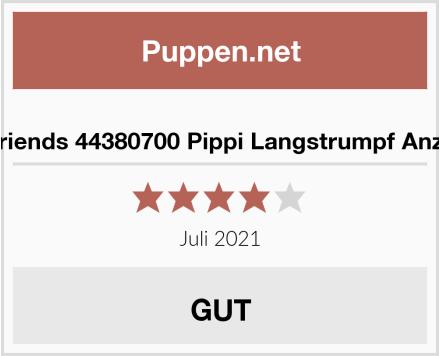 Micki & Friends 44380700 Pippi Langstrumpf Anziehpuppe Test