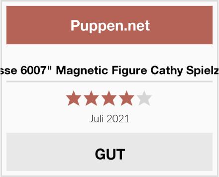 "Ulysse 6007"" Magnetic Figure Cathy Spielzeug Test"