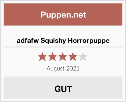 adfafw Squishy Horrorpuppe Test