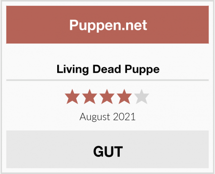 Living Dead Puppe Test