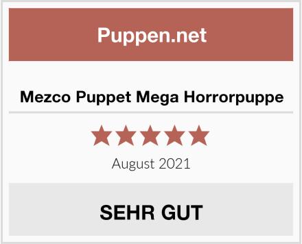 Mezco Puppet Mega Horrorpuppe Test