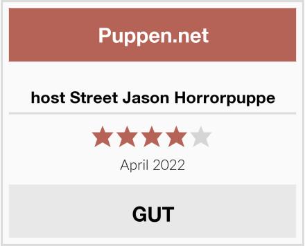 host Street Jason Horrorpuppe Test