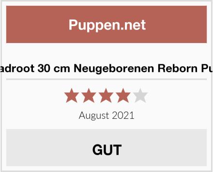 Broadroot 30 cm Neugeborenen Reborn Puppe Test