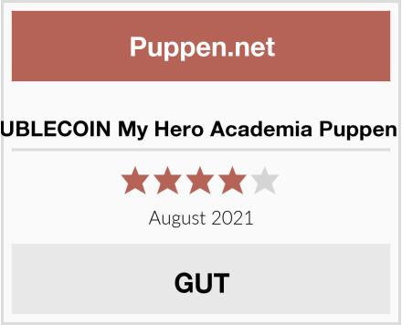 DOUBLECOIN My Hero Academia Puppen Set Test