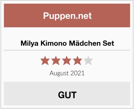 Milya Kimono Mädchen Set Test