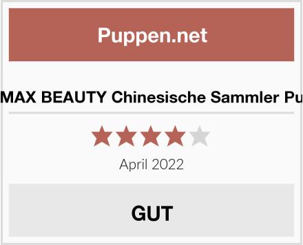 UR MAX BEAUTY Chinesische Sammler Puppe Test