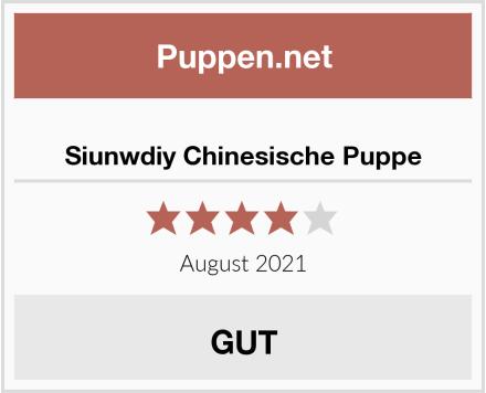 Siunwdiy Chinesische Puppe Test