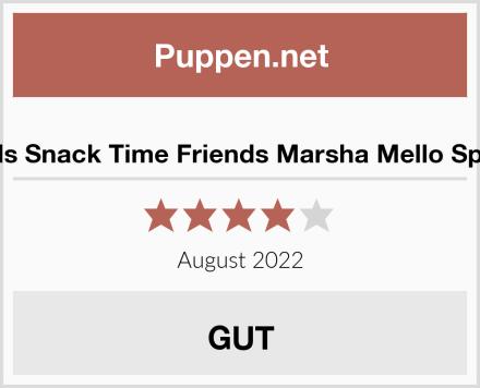 Kindi Kids Snack Time Friends Marsha Mello Spielpuppe Test