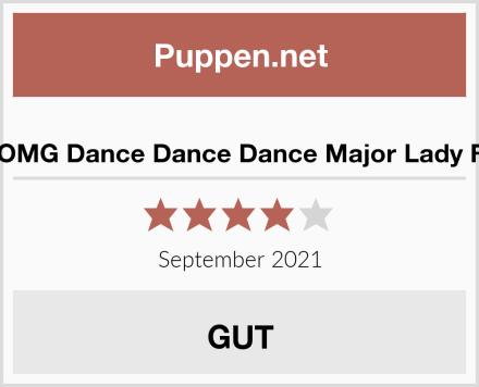 LOL Surprise OMG Dance Dance Dance Major Lady Fashion Puppe Test