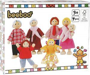 Beeboo Puppen