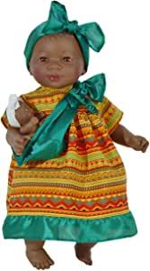 Ethnische Puppen
