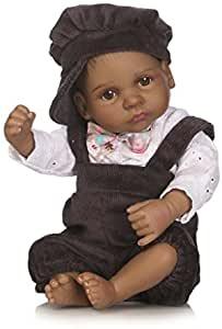 Farbige Puppen