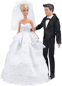 Hochzeitspuppen
