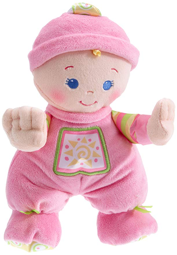 Mattel Fisher-Price My First Doll, Puppe