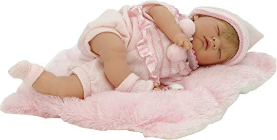Nines d'Onil Reborn Puppe Mein kleines Baby