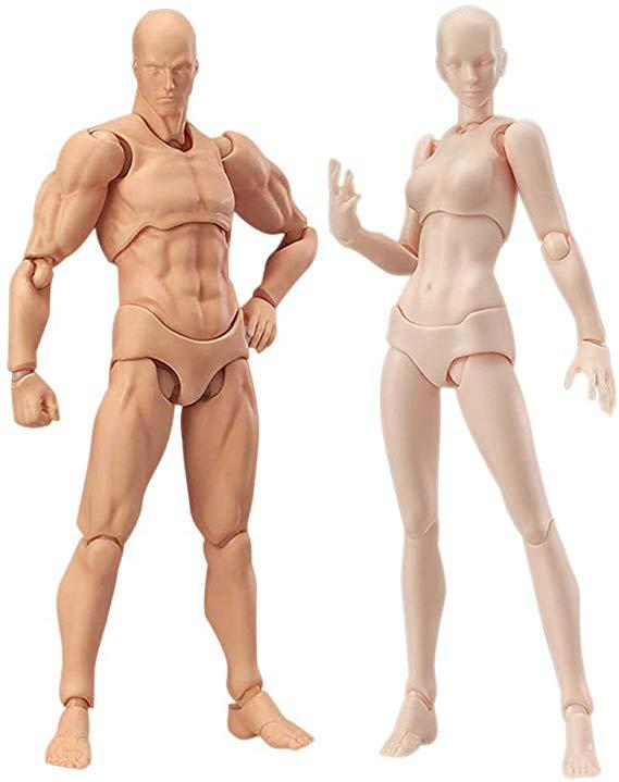 No Name Action Figuren Modell