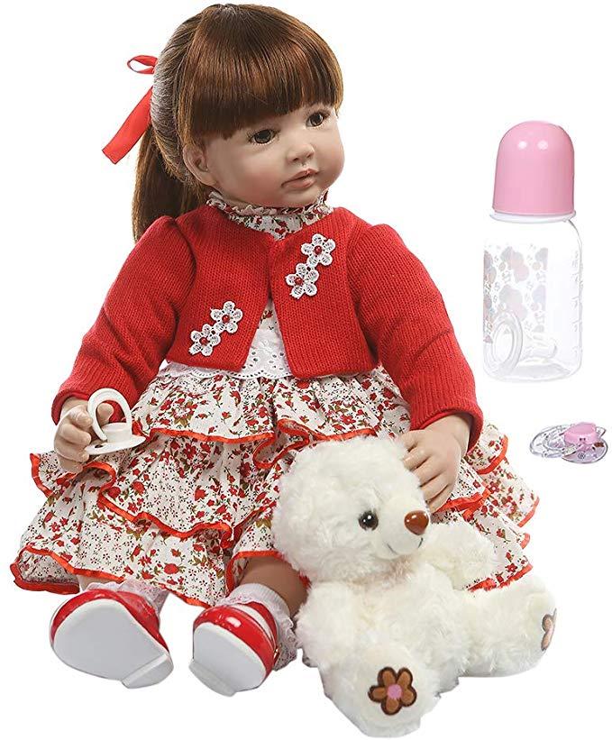 No Name Cutebility Baby Reborn Dolls