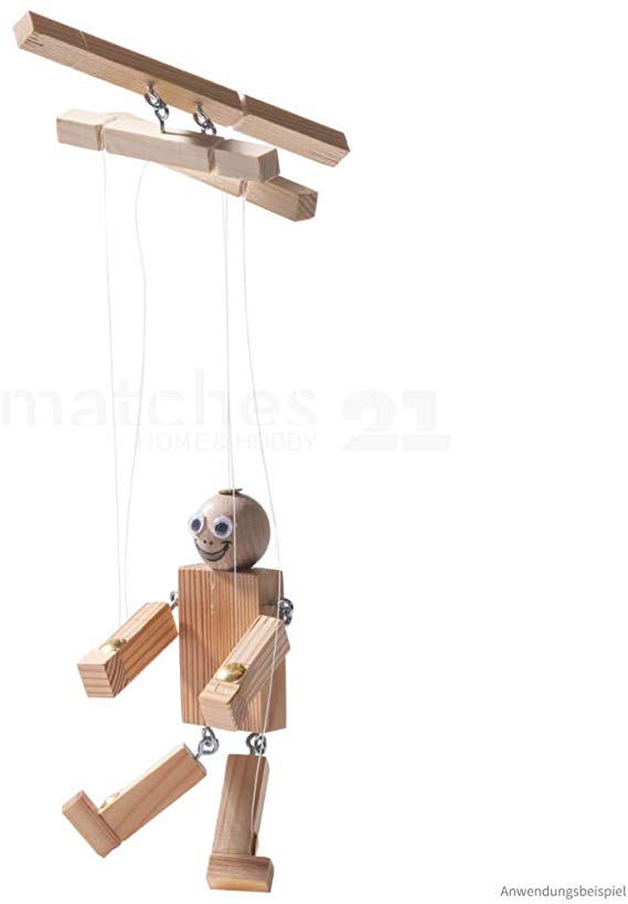 No Name matches21 Marionette Kindermarionette