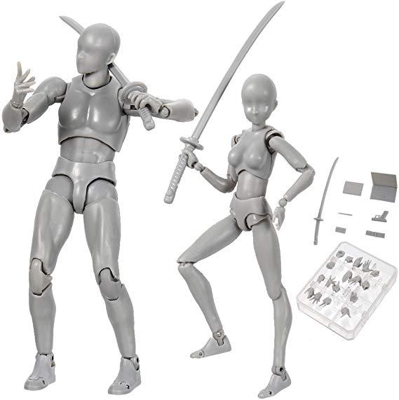 No Name Starall Action Figuren Modell