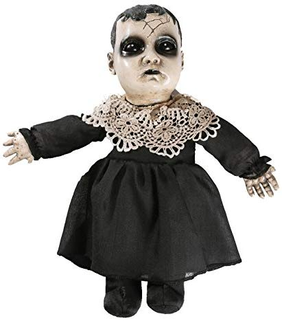 No Name Viktorianische Porzellan Look Grusel Puppe Agatha