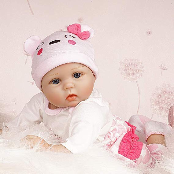 No Name Yesteria Reborn Baby Puppe