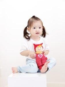 Puppen ab 2 Jahren