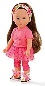 Puppen mit Haaren