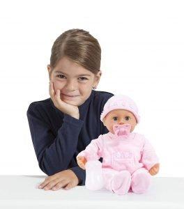 Puppen mit Schlafaugen