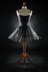 DIY: Rock-Schnittmuster an der Kleiderpuppe drapieren