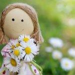 Einfache Puppe selber nähen – DIY Anleitung