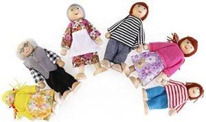 Puppenfamilien