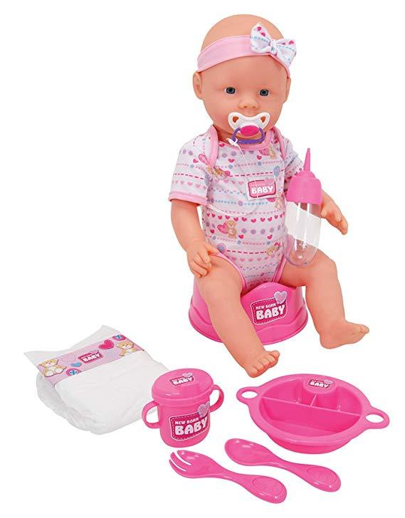 Simba 105039005 - New Born Baby