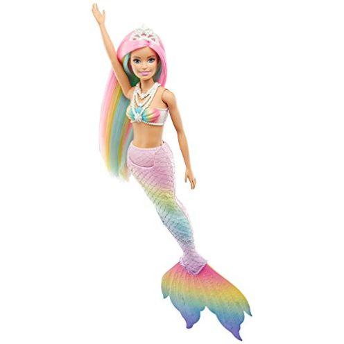 Barbie GTF89 Dreamtopia Regenbogenzauber