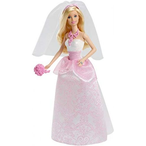 Mattel Barbie CFF37 Braut