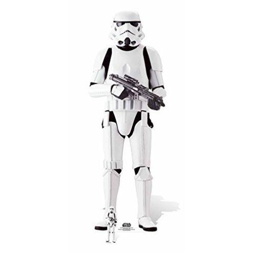 Star Wars Ausschnitt Imperialer Stormtrooper