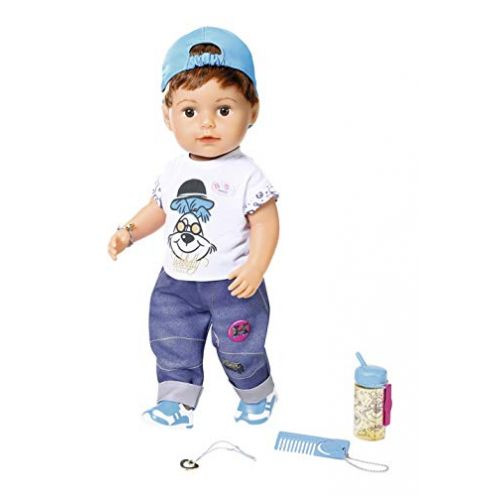 Zapf Creation BABY born Soft Touch Brother